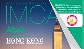 IMCAS Asia 2014  Hong Kong, August 1 to 3